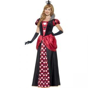 Kostým - Karetní královna - X2