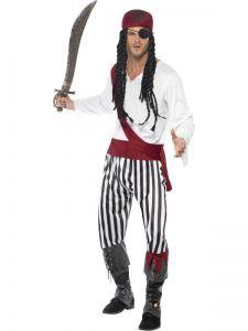 Kostým - Pirát - L (104)