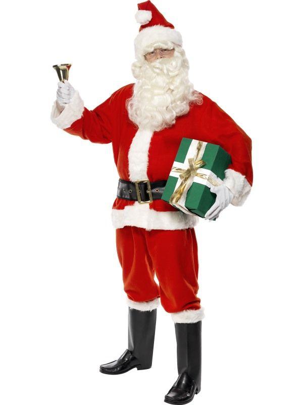 Kostým - Santa - M (124kr09) Smiffys.com