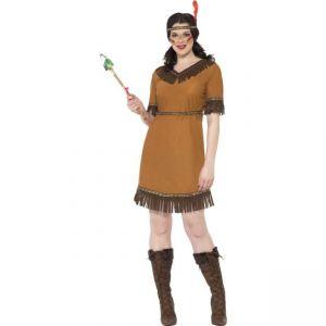 Kostým - Indiánská dívka - L (97) Smiffys.com