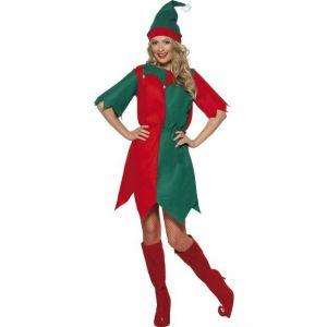 Kostým - Elf - Skřítek - S (87-C, 124kr05) Smiffys.com