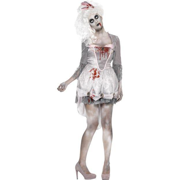Kostým - Zombie - Viktoriánská žena - S Smiffys.com