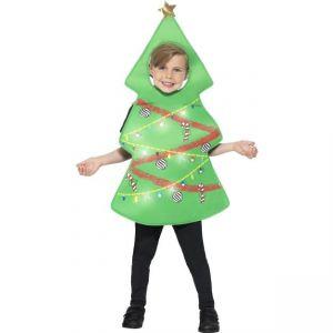 Dětský kostým - Vánoční stromeček - S/M