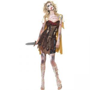 Kostým - Zombie - gladiátorka - M (88-E) Smiffys.com