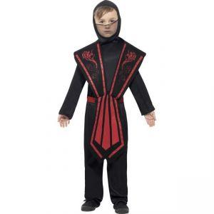 Dětský kostým - Ninja - L (86-E) Smiffys.com