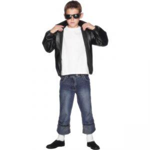 Dětský kostým - Pomáda - M (86-C) Smiffys.com