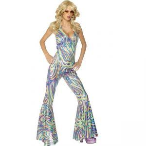Kostým - Disco Dancing queen - M (88-C) Smiffys.com