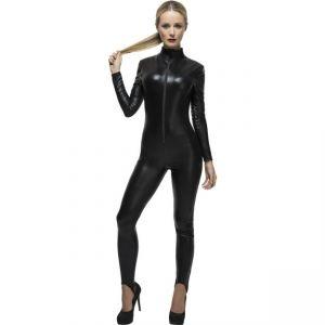 Kostým - Kombinéza oblek - černá - M (88-C) Smiffys.com