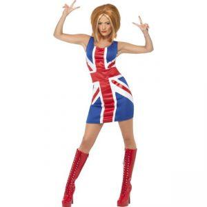 Kostým - Britská vlajka - L Smiffys.com