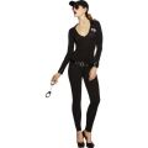 Kostým - Sexy policistka FBI Smiffys.com