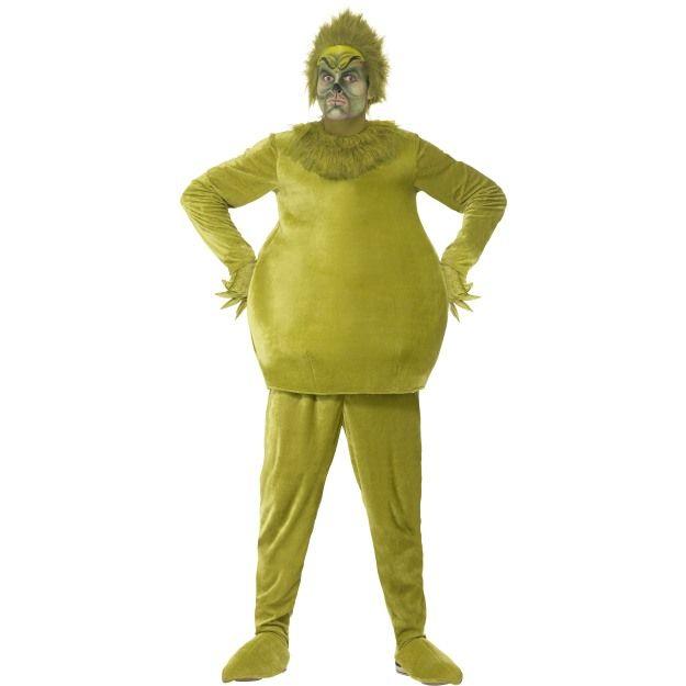 Kostým - The Grinch Smiffys.com