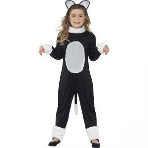 Dětský kostým - Kočka - S (85-B) Smiffys.com