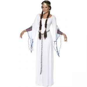 Kostým - Středověká žena - L