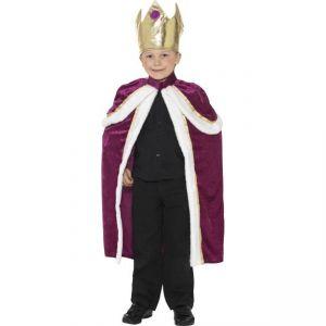 Dětský kostým - Král - L (86-E) Smiffys.com