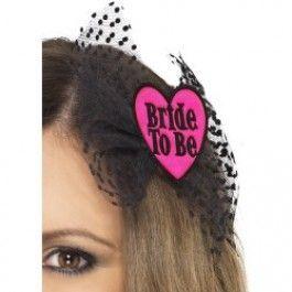 Mašle do vlasů budoucí nevěsta (22-I)
