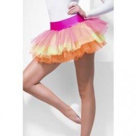 Spodnička - sukně barevná