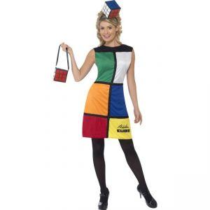 Kostým - Rubikova kostka - L Smiffys.com