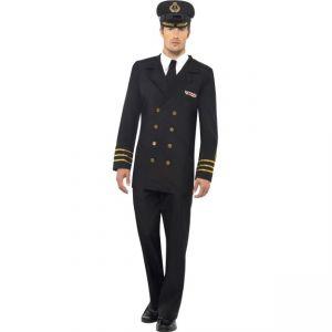 Kostým - Námořní kapitán Smiffys.com