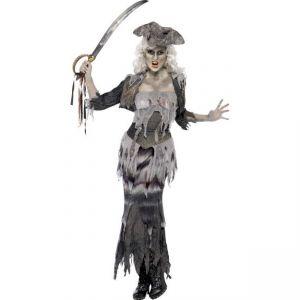 Kostým - Duch pirátky - L (97) Smiffys.com