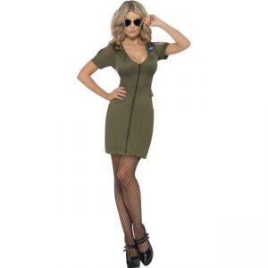 Kostým - Top gun sexy žena - L (97) Smiffys.com