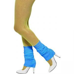 Návleky na nohy modré (124-D) Smiffys.com