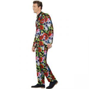 Kostým - Oblek - Den mrtvých - XL