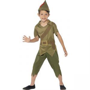 Dětský kostým - Robin Hood - L (86-D)