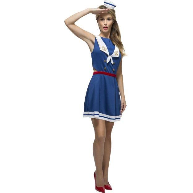 Kostým - Námořnice - XS (87-E) Smiffys.com