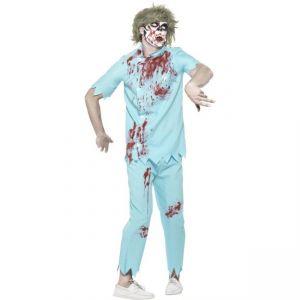 Kostým - Zubař Zombie - L