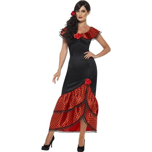 Kostým - Flamenco - M (88-B) Smiffys