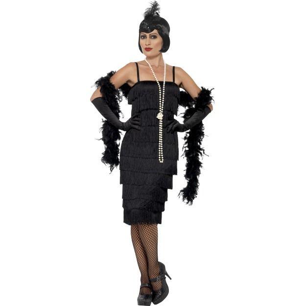 Kostým - Charleston - Flapper - X1 Smiffys.com