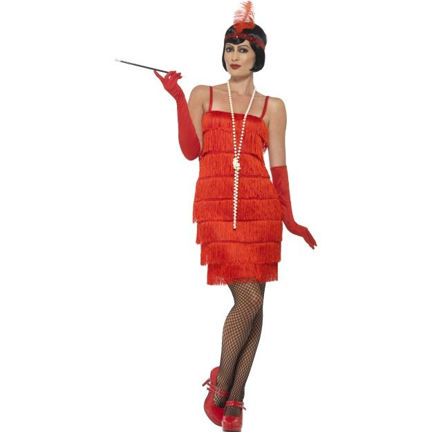 Kostým Charleston Flapper - L (95) Smiffys.com