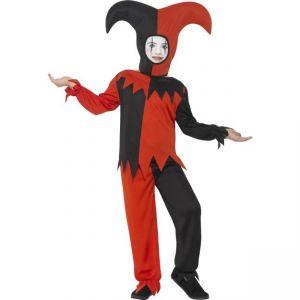 Dětský kostým - Šašek - M (86-D)