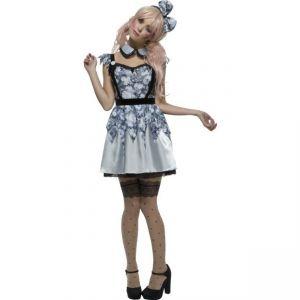 Kostým - Zlomená panenka - M