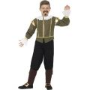 Dětský kostým - Shakespeare - L  (86-E)
