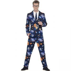 Kostým - Oblek - Vesmír - L (86-A)