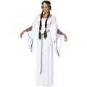 Kostým - Středověká žena - M (88-B)