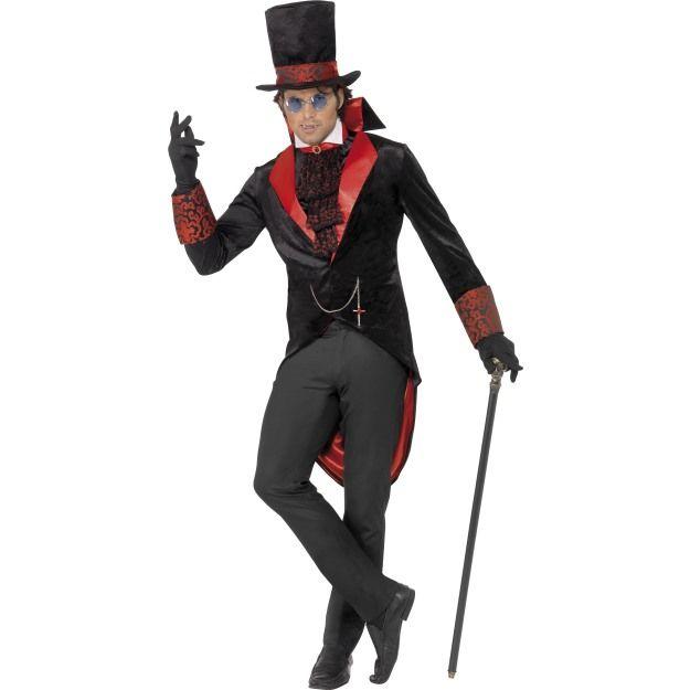 Kostým - Vampír - L (104) Smiffys.com