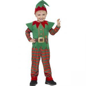 Dětský kostým - Elf skřítek - S (86-B)