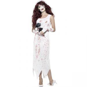 Kostým - Zombie nevěsta - S (87-D)