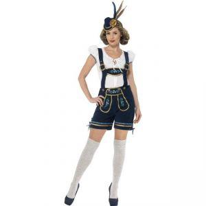 Kostým - Bavorské děvče - M