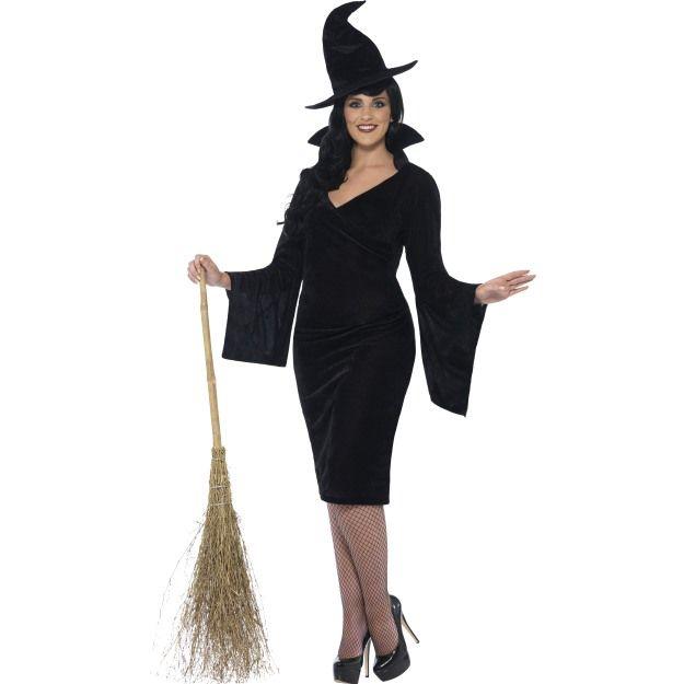 Kostým - Čarodějnice - X1 (98) Smiffys.com