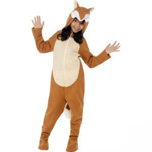 Dětský kostým - Liška - M (85-D)