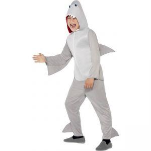 Dětský kostým - Žralok - M  (86-C)