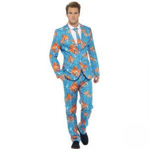 Kostým - Oblek - Zlatá rybka Smiffys.com