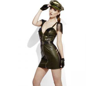 Kostým - Sexy důstojnice