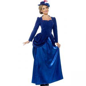 Kostým - Viktoriánská žena - S