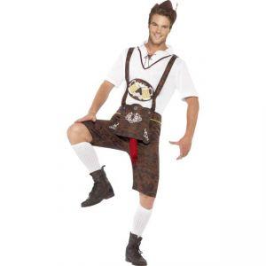 Kostým - Tyrolský muž - M