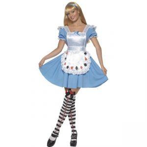 Kostým - Karetní dívka