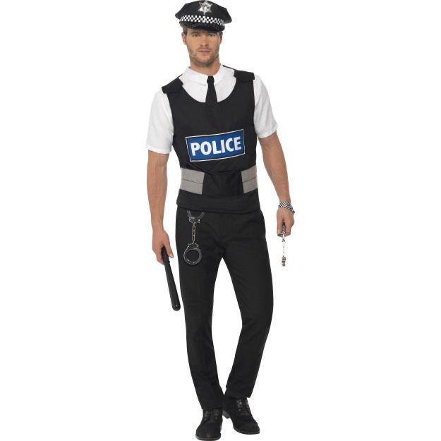 Sada - Policista - L (104) Smiffys.com